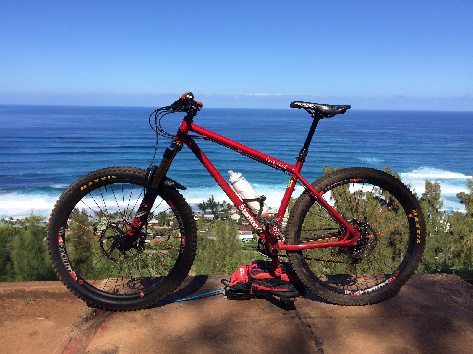 Stanton Switchback 631 Red Edition
