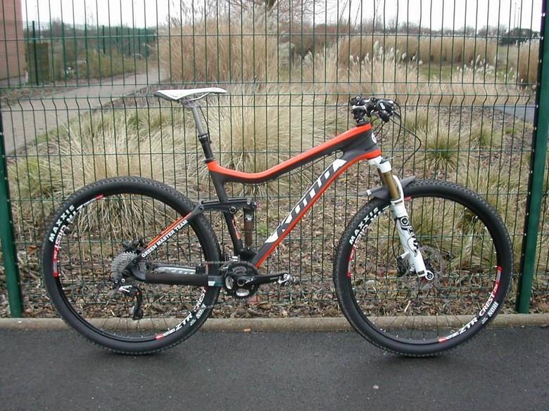 Kona Hei Supreme 29 Dom59 S Bike