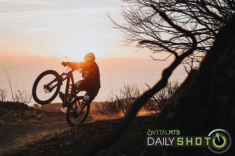 Sunset Session - TiagoNunes96 - Mountain Biking Pictures - Vital MTB