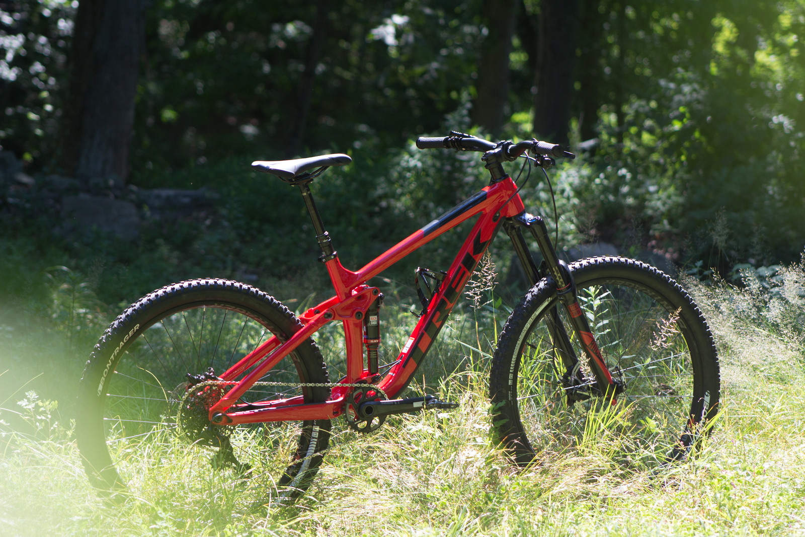 David Kahn's Trek Remedy 9 Race Shop Limited
