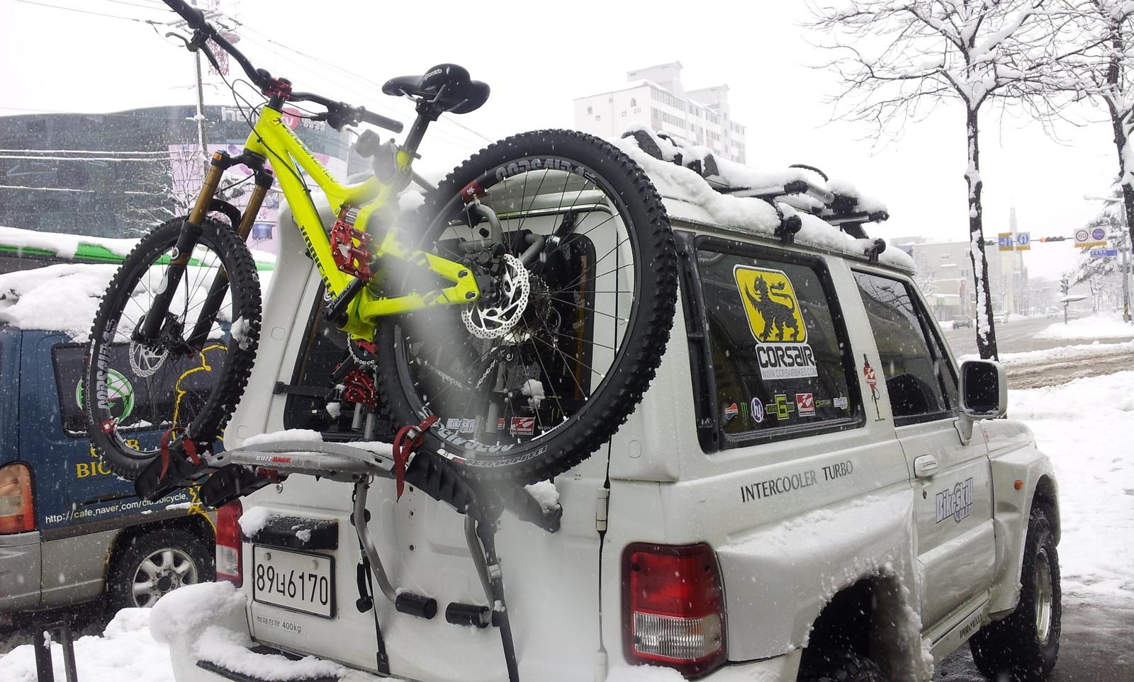 Konig 4·6 in Korea - Corsair Bikes - Mountain Biking Pictures - Vital MTB