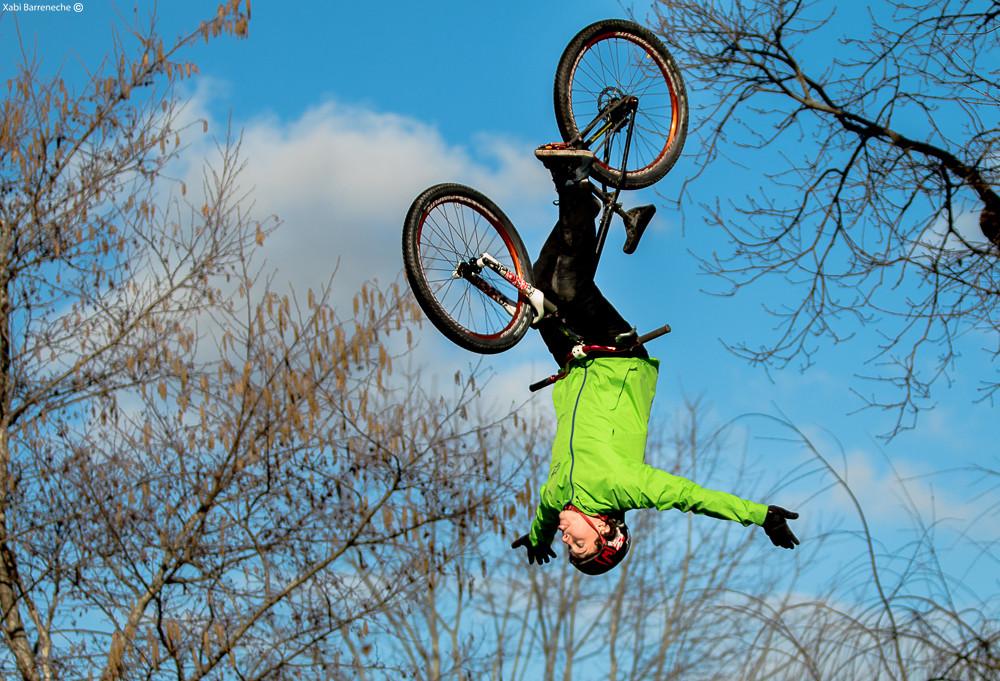 Richard Fert Flip - Corsair Bikes - Mountain Biking Pictures - Vital MTB