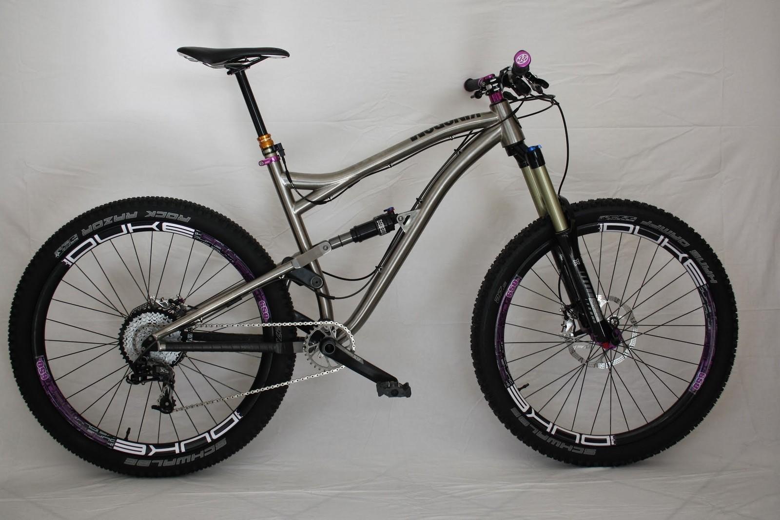 Kingdombike HEX AM 275