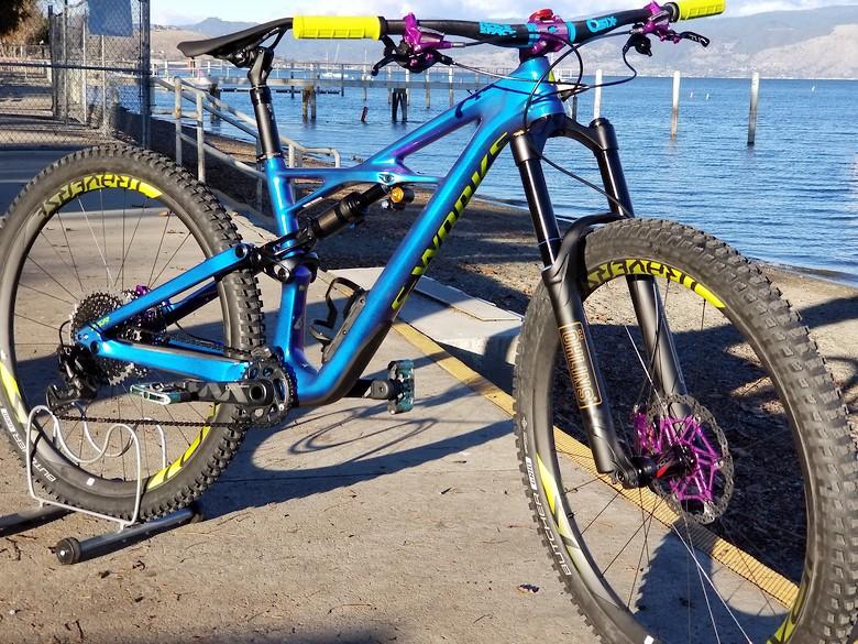 71455deb3d7 2018 S-Works Enduro - Enduro187's Bike Check - Vital MTB