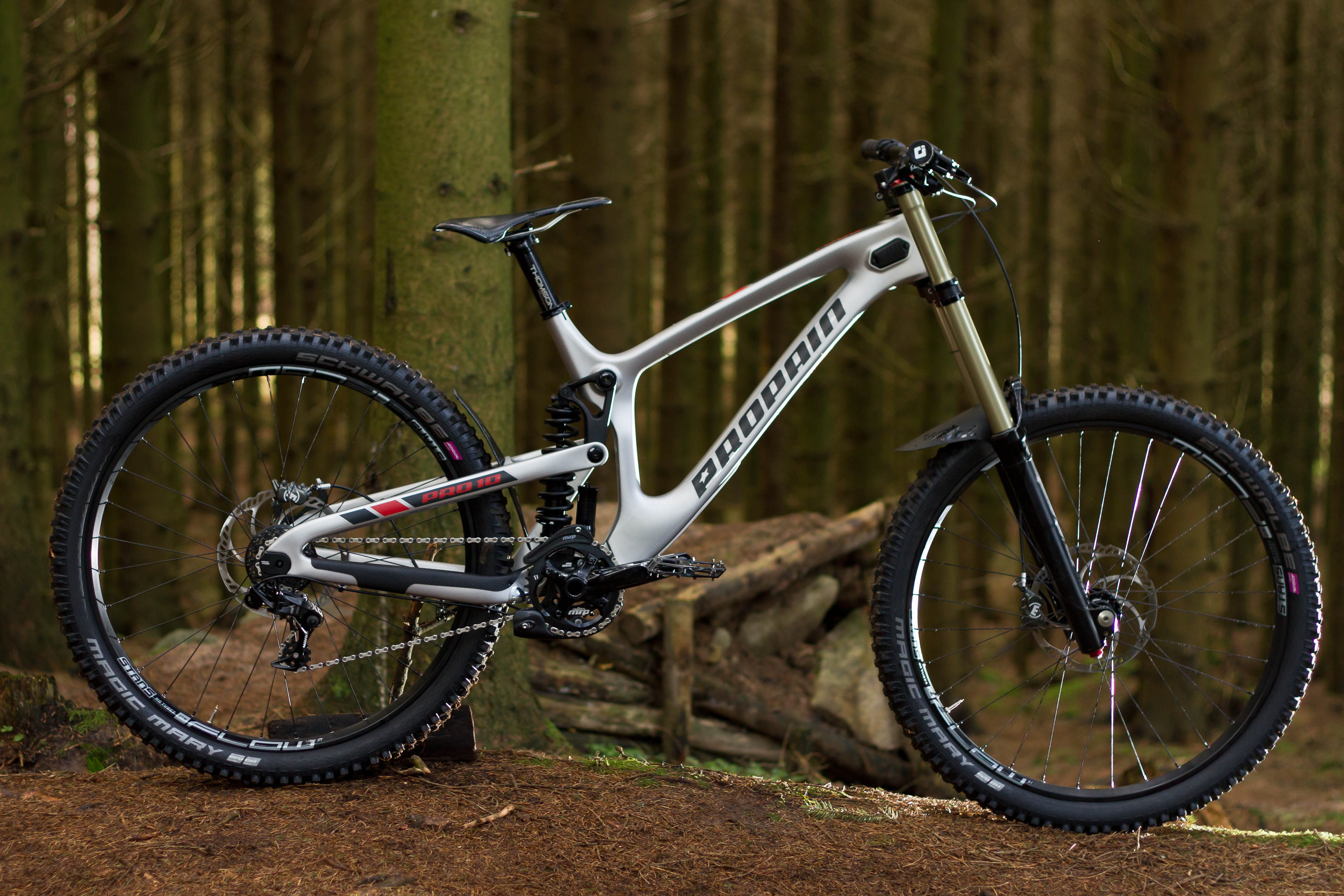PROPAIN Rage 2013 - retrospecss Bike Check - Vital MTB