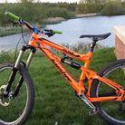 banshee rune '14 fluro orange