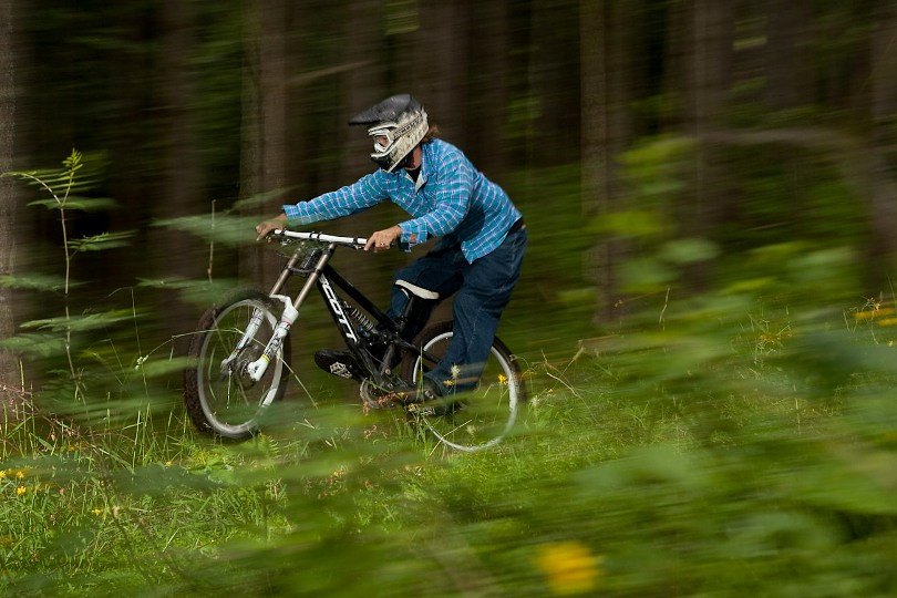 Ben Walker on the Voltage FR - Scott Sports - Mountain Biking Pictures - Vital MTB