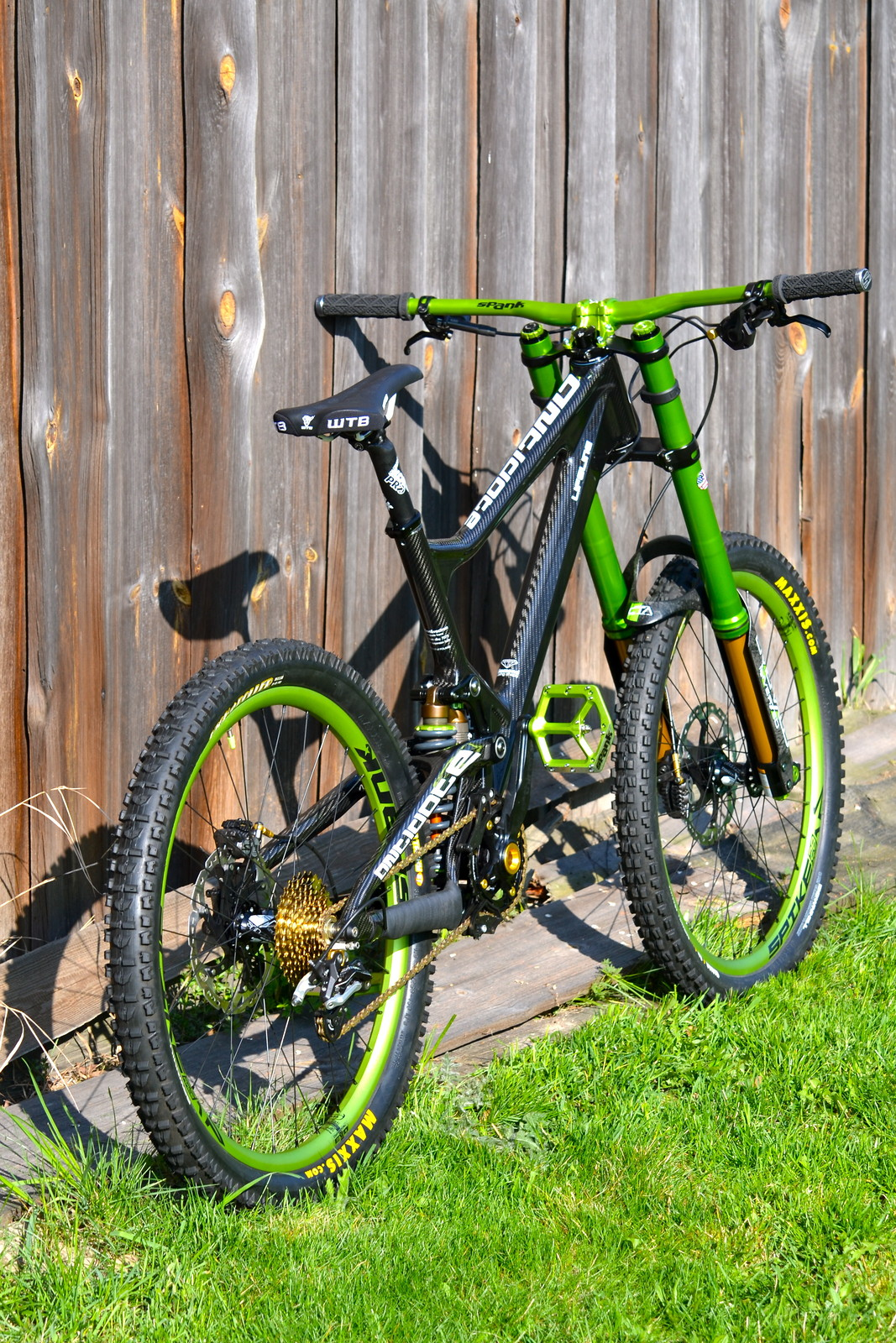 Antidote Dvo Eurodvo S Bike Check Vital Mtb