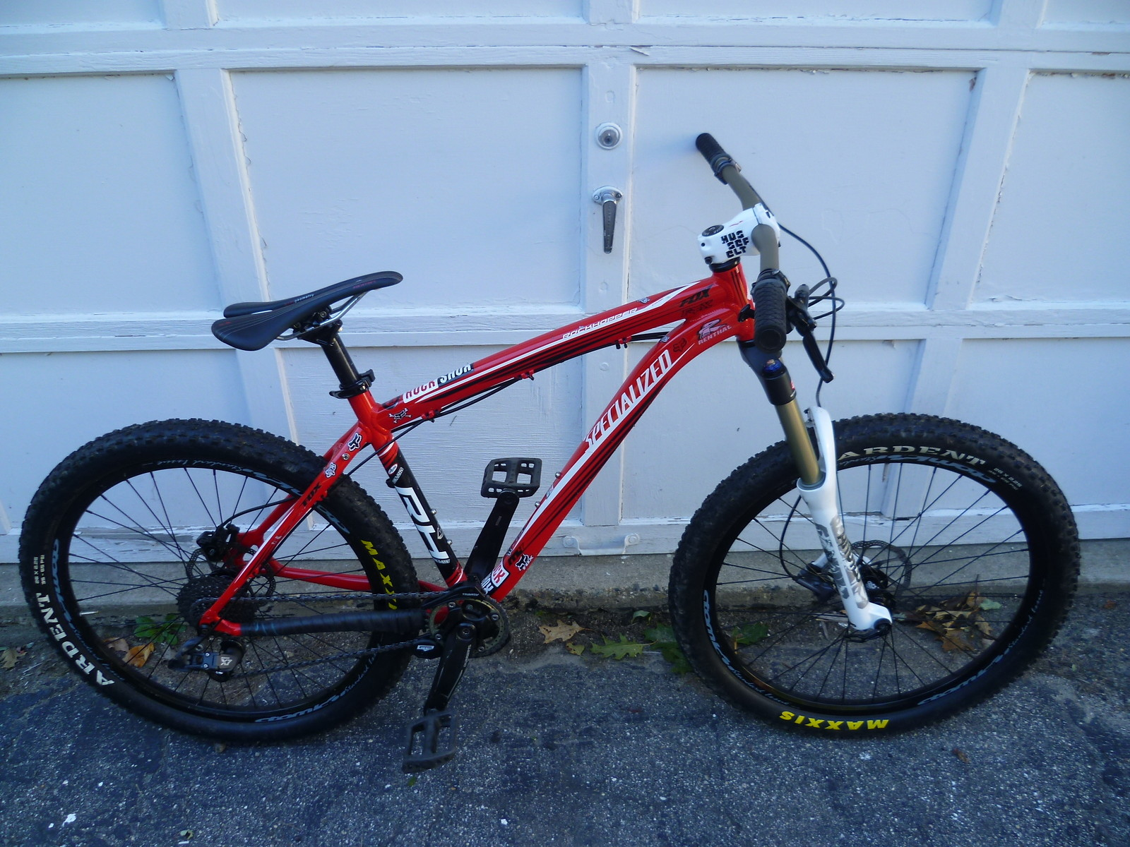 2011 Specialized Rockhopper Comp
