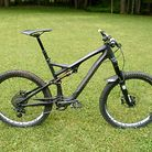 2014 Specialized Stumpjumper Carbon EVO 26