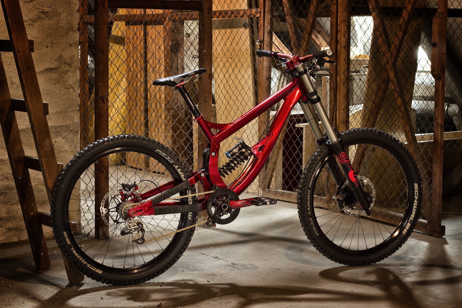 Bloody Roots - TR 450 Bike check from  Germany