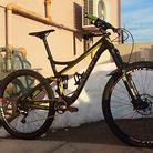 Total sports the bike shop's Devinci Carbon Troy 650b X01 build