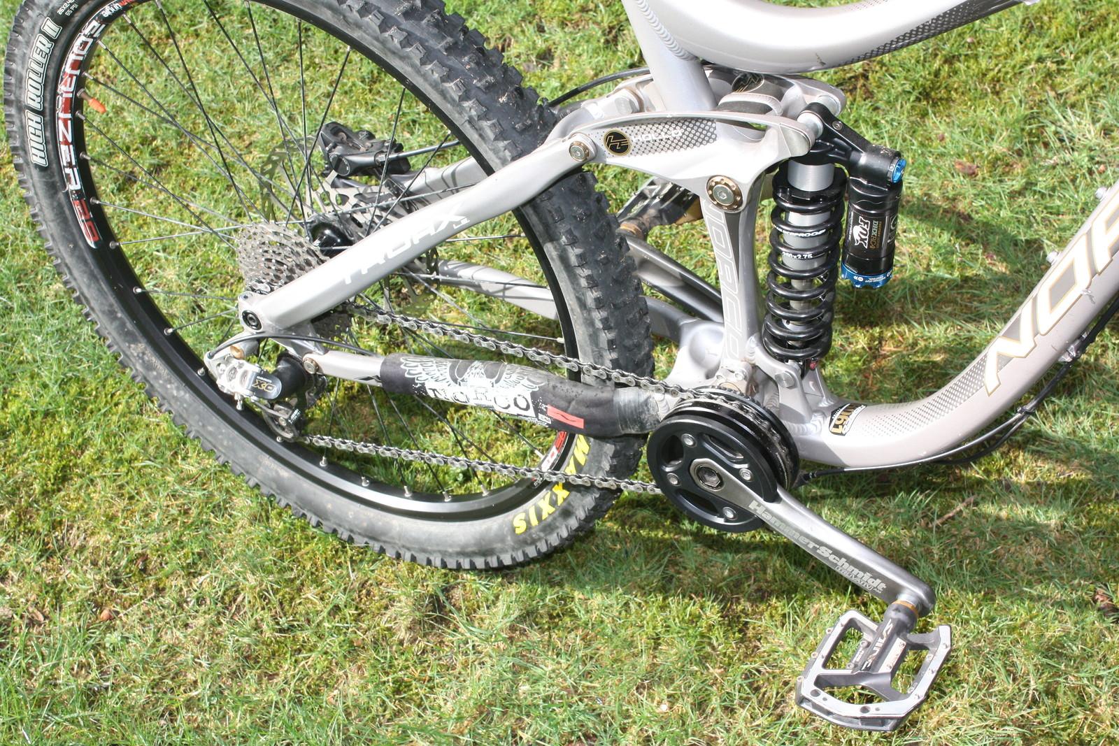 2012 Norco Truax - justincs\'s Bike Check - Vital MTB
