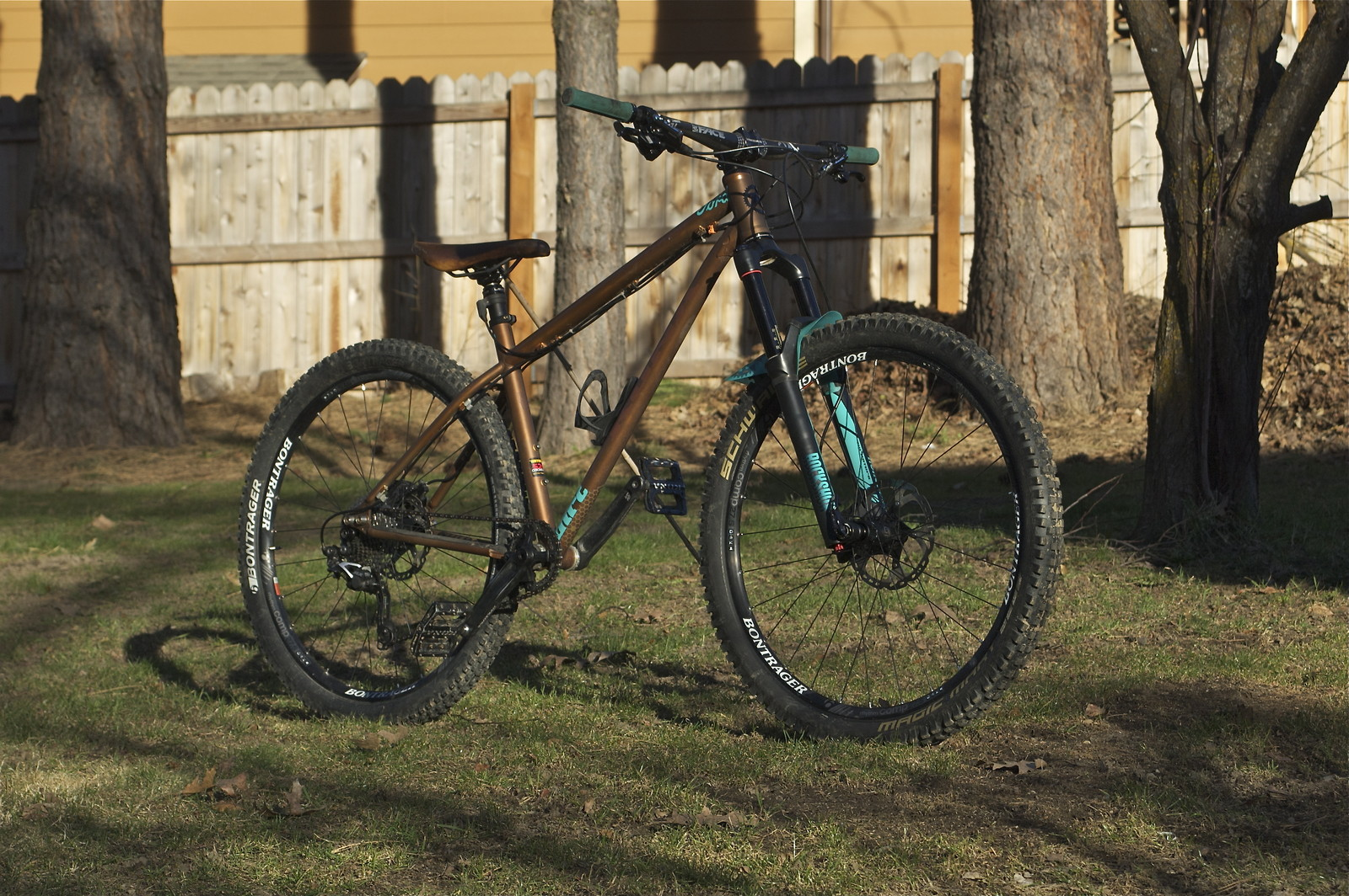 Explosif MTB/ Kona 2014 - TOMFORD\'s Bike Check - Vital MTB