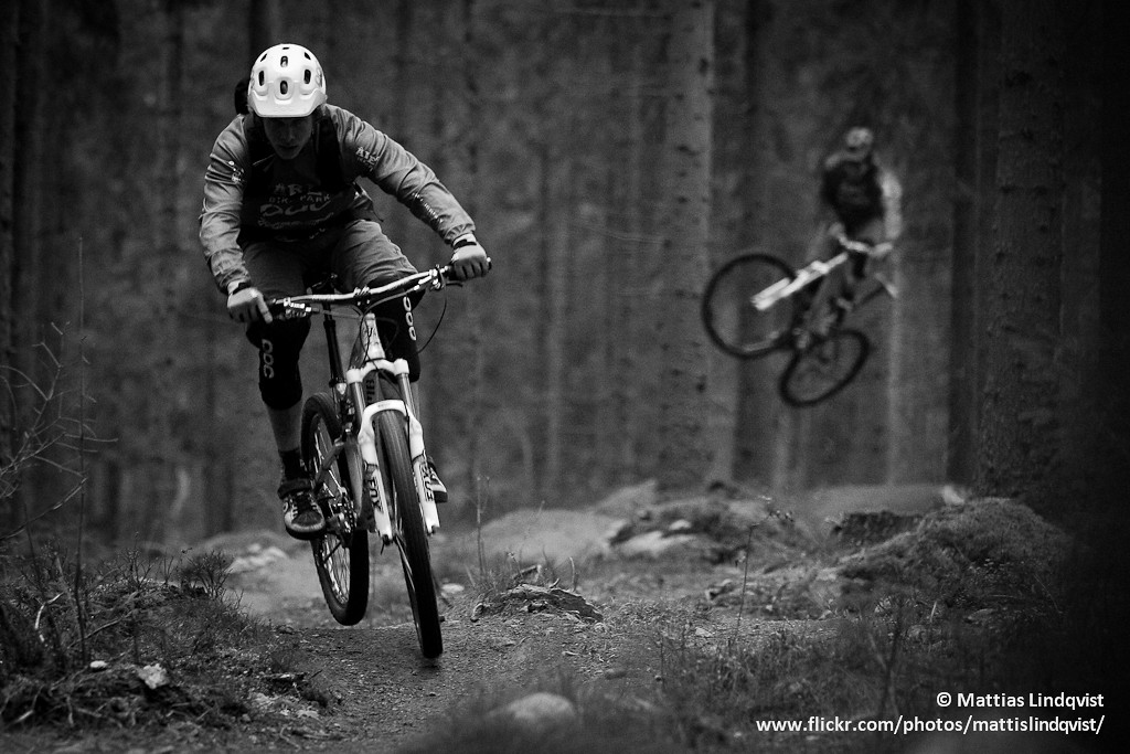 Robin Wallner & Niklas Wallner  - Mattias.L - Mountain Biking Pictures - Vital MTB