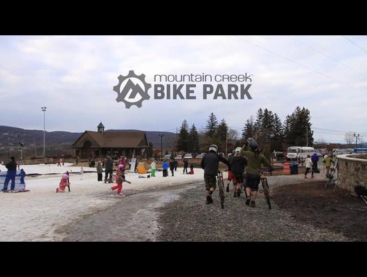 "Mountain Creek Bike Park ""Get Stoked"""