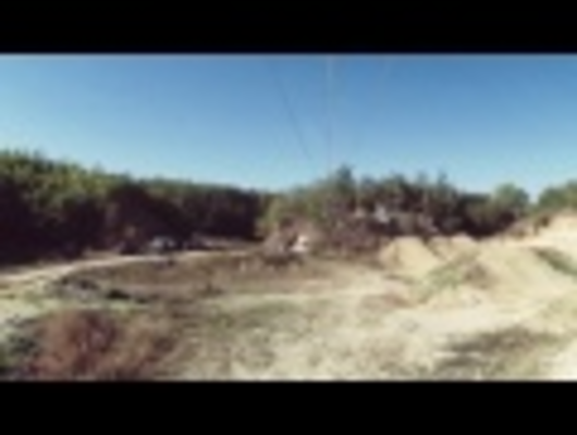 Clip of the week No.7 - Cable Camera test run - MTB Dirt