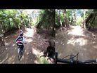 Aaron Chase Rides Hellion BRAKELESS