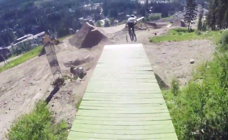 #CFFest Slopestyle Course Preview with Kelly McGarry