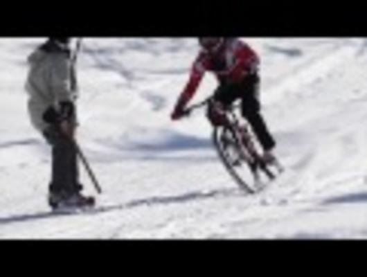 Downhill Snow Invasion
