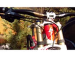Specialized AllRide Academy: Mikey's new bike