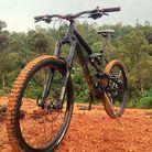 Enduro comp 2014  Blackpod
