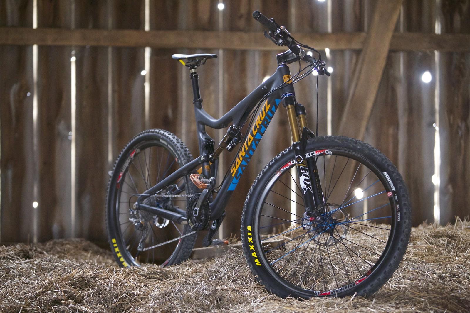 Santa Cruz Bicycles - Bronson Carbon