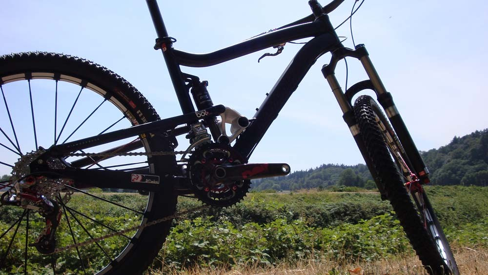 2010 Diamondback Sortie Black - Sneak Peak! - paulieg - Mountain Biking Pictures - Vital MTB