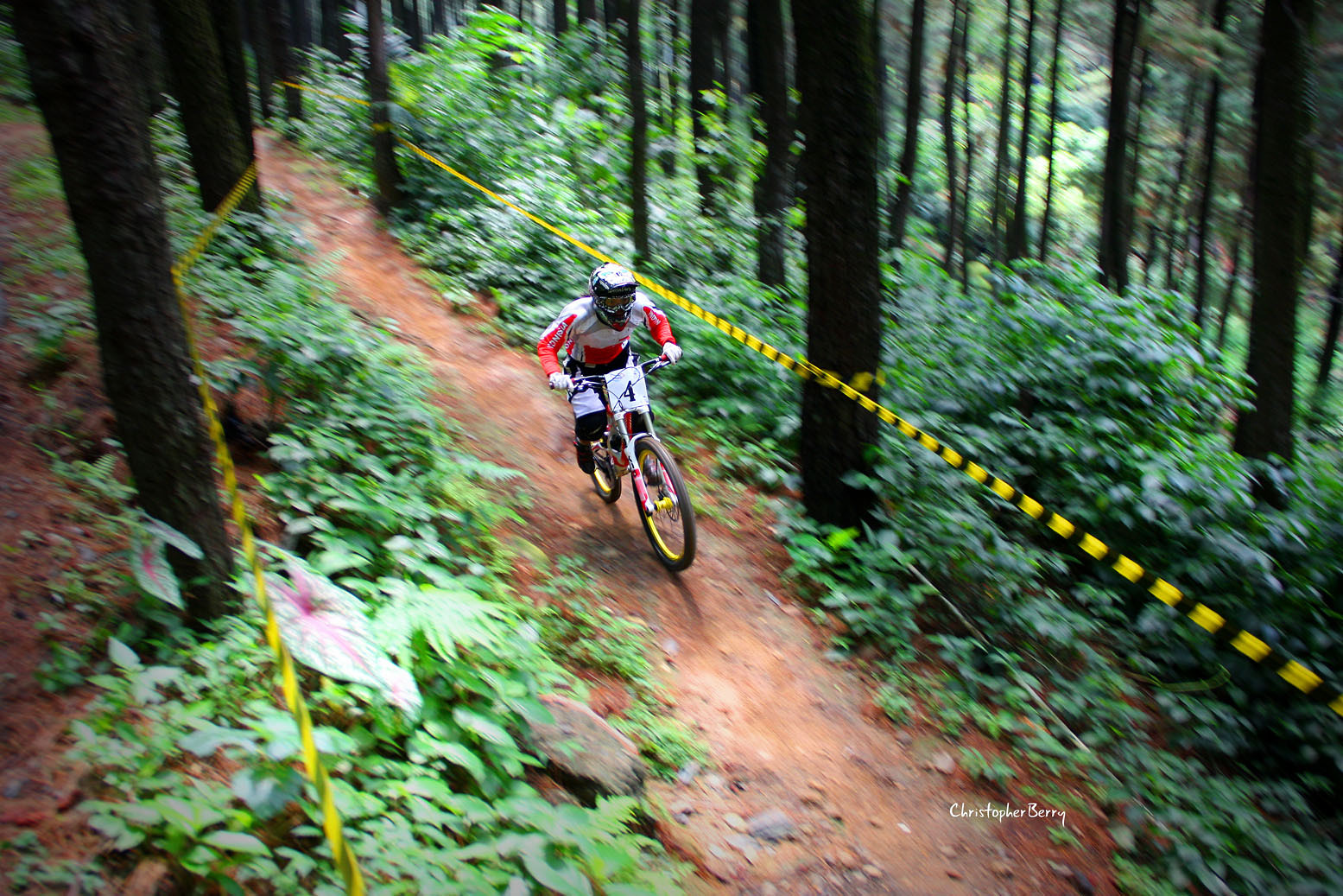 racing for gold - fitriyanti - ombei - Mountain Biking Pictures - Vital MTB