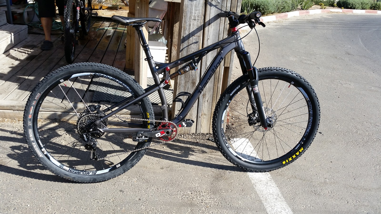Transition Bandit 29 2014 Custom build