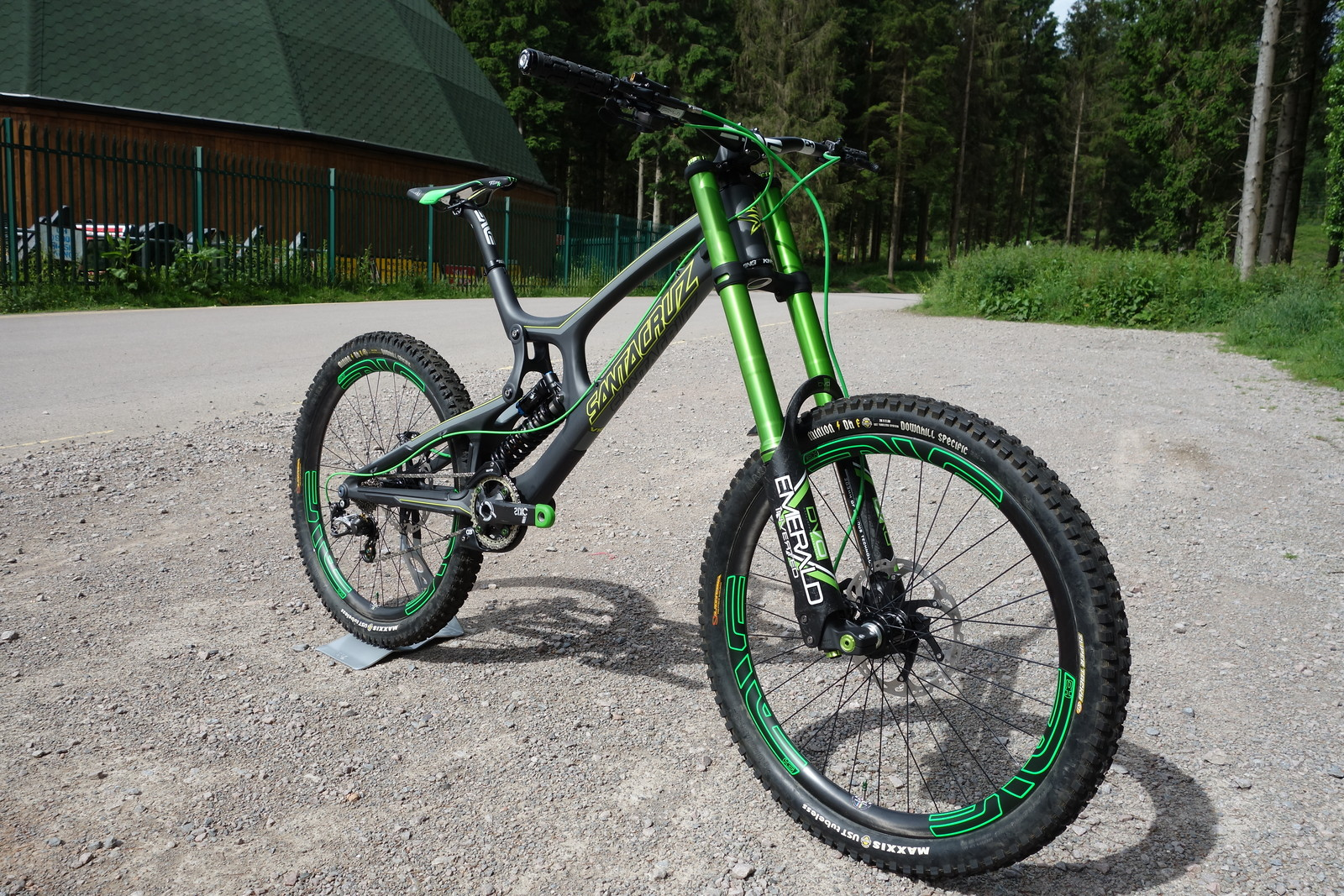 V10 - btuckwell - Mountain Biking Pictures - Vital MTB