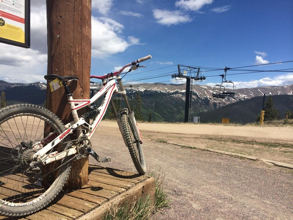 @ Trestle Bike Park