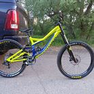 2015 Specialized Demo Alloy 650b