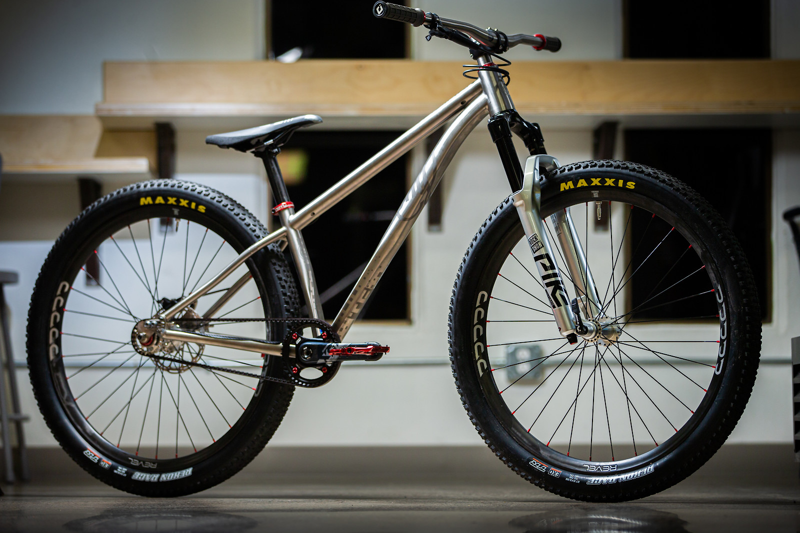 WHY Cycles T.F. 27.5 Dirt Jumper