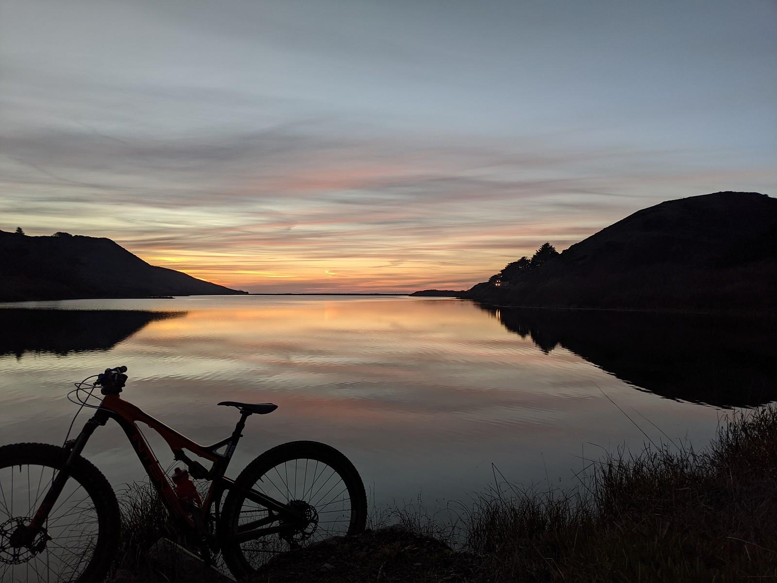 Night Ride - coyoterun - Mountain Biking Pictures - Vital MTB