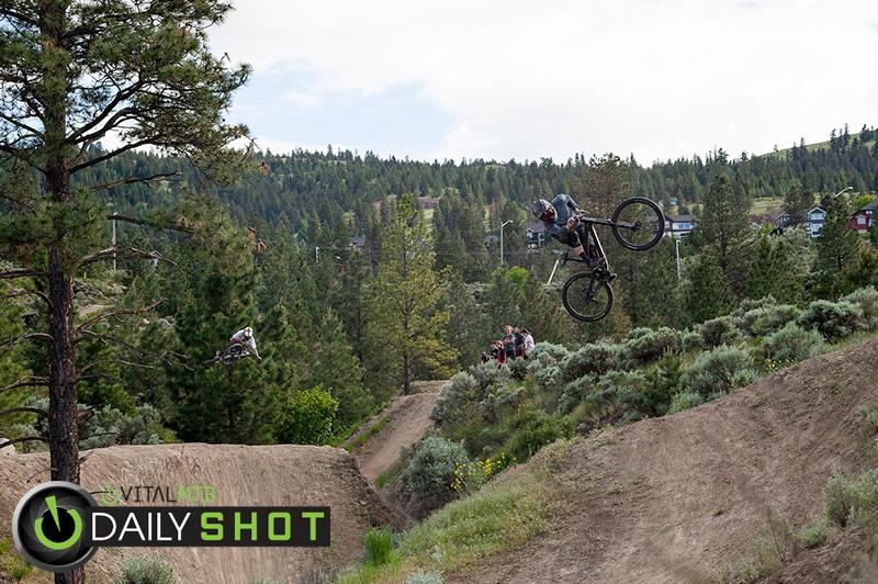Rob and Dave - BaNaNa - Mountain Biking Pictures - Vital MTB
