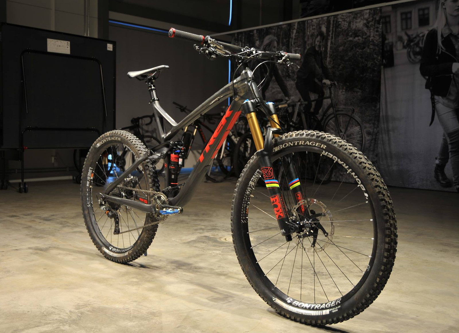 Trek Slash 9 9 2016 Seppis S Bike Check Vital Mtb