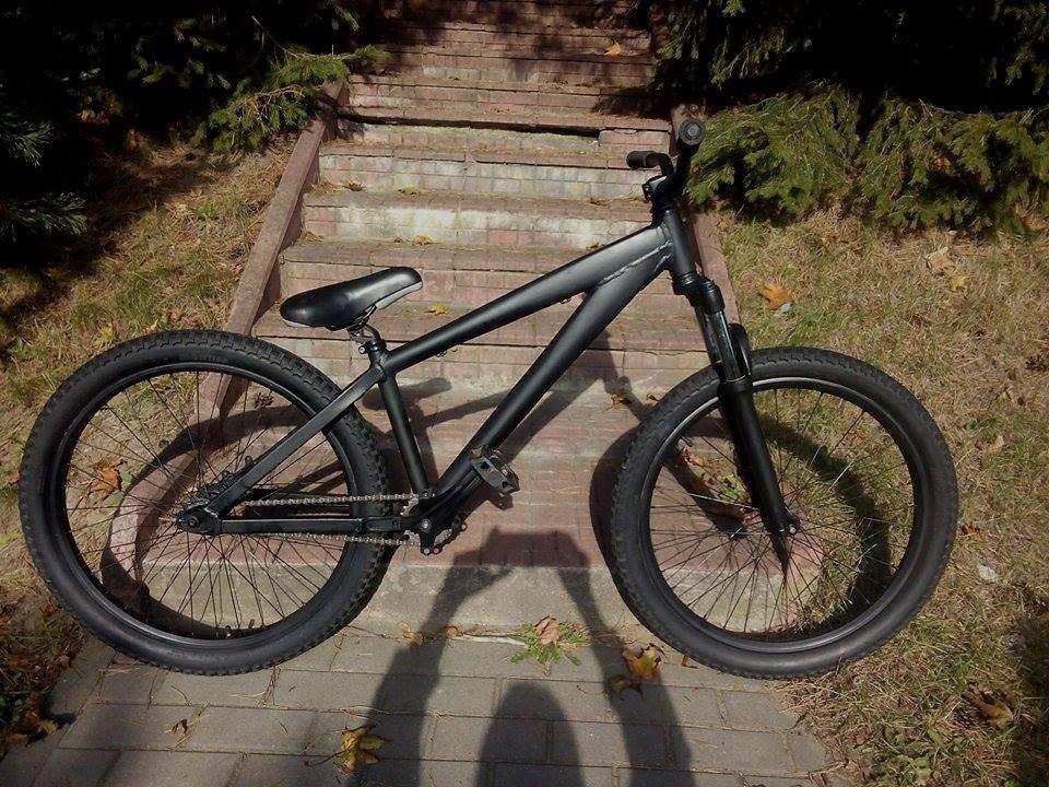 Just a budget street bike.