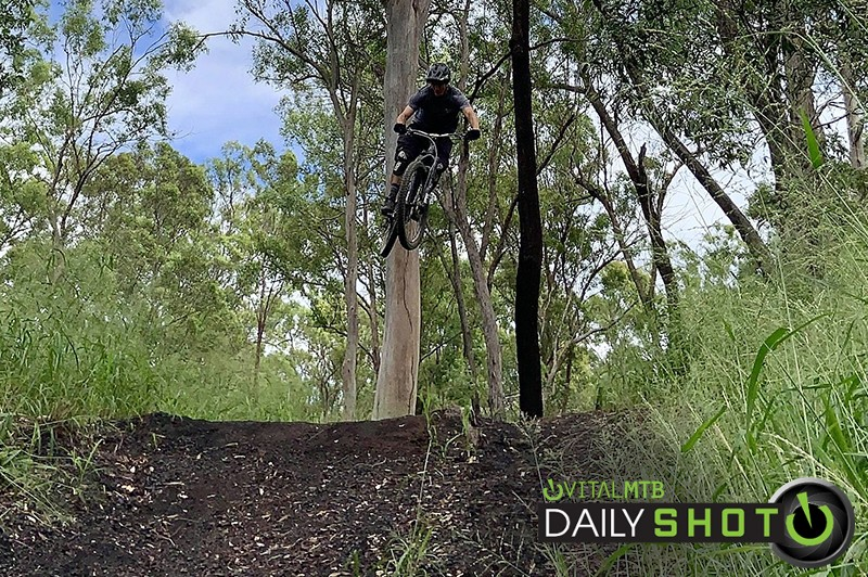 Self Isolating in the Bush  - BoostinSimmo - Mountain Biking Pictures - Vital MTB
