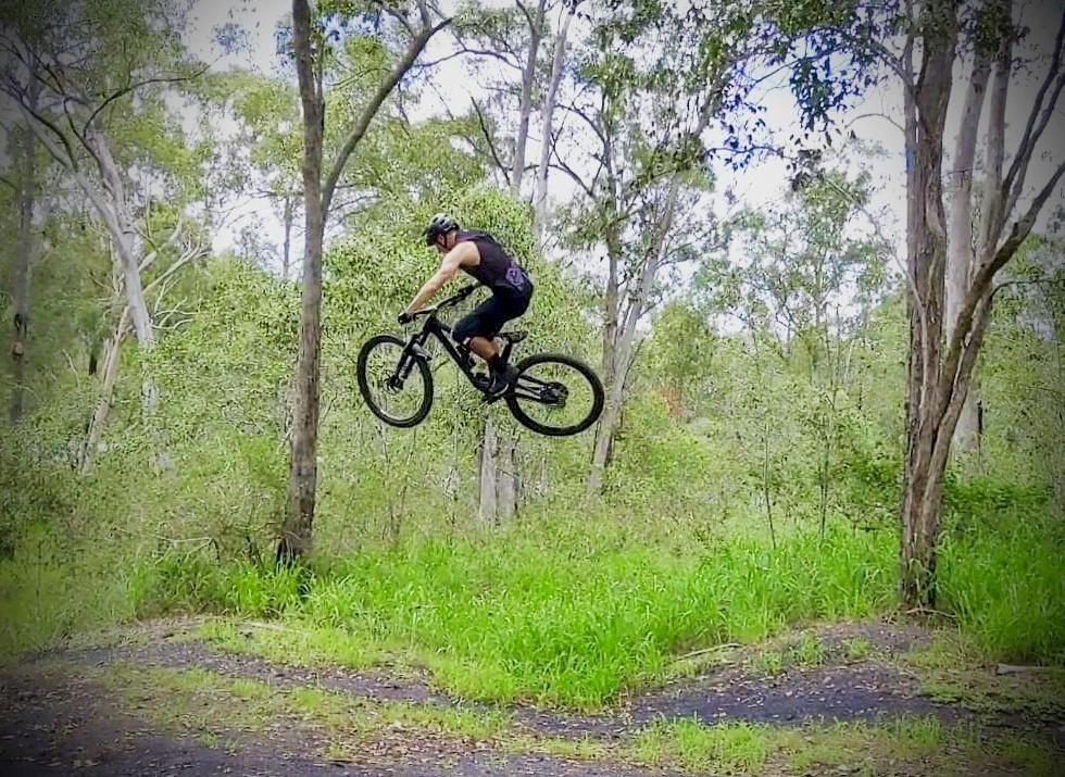 Floaty fun - BoostinSimmo - Mountain Biking Pictures - Vital MTB