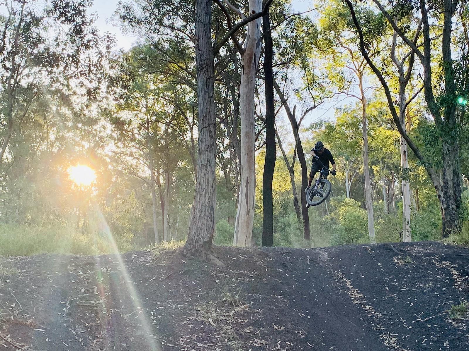 Sunset Sends - BoostinSimmo - Mountain Biking Pictures - Vital MTB