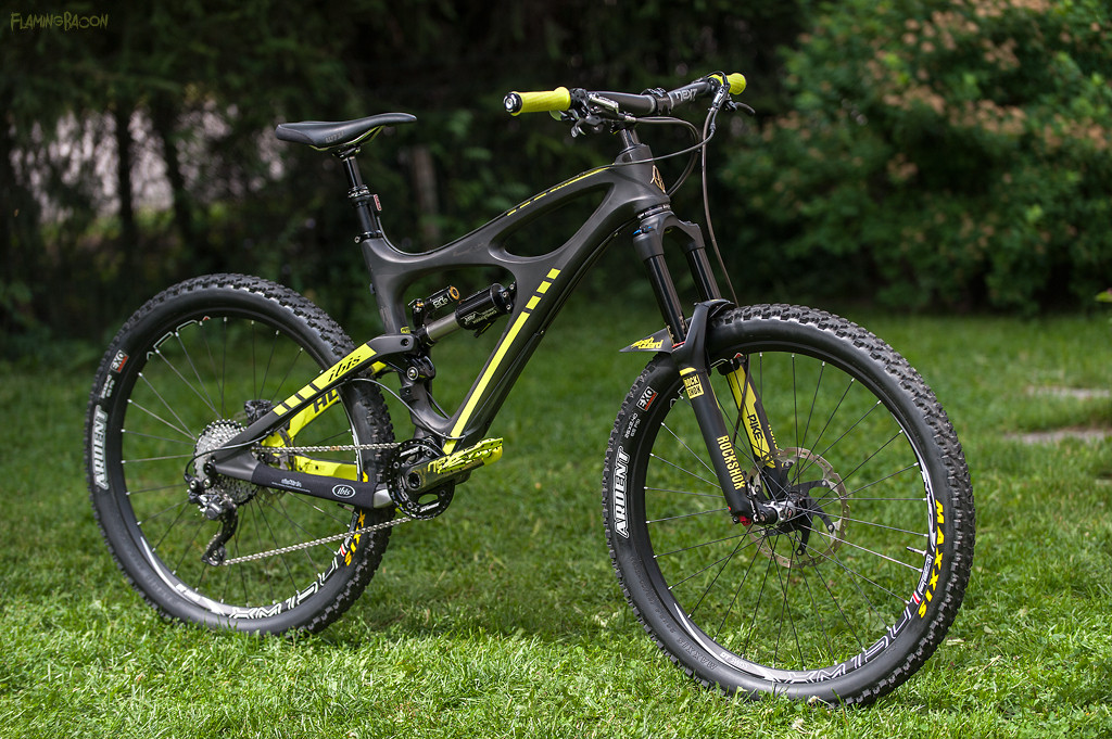 Ibis Mojo HDR - Black & Yellow...