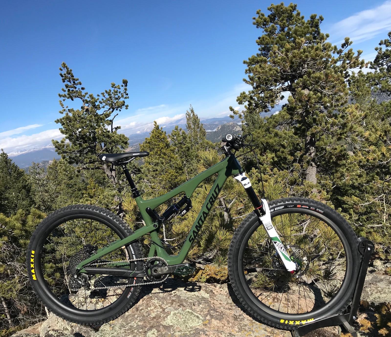 KAA - 2018 Santa Cruz Bronson CC