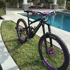 "!!!STOLEN!!! 2016 Cannondale Jekyll ""Purple Power"""