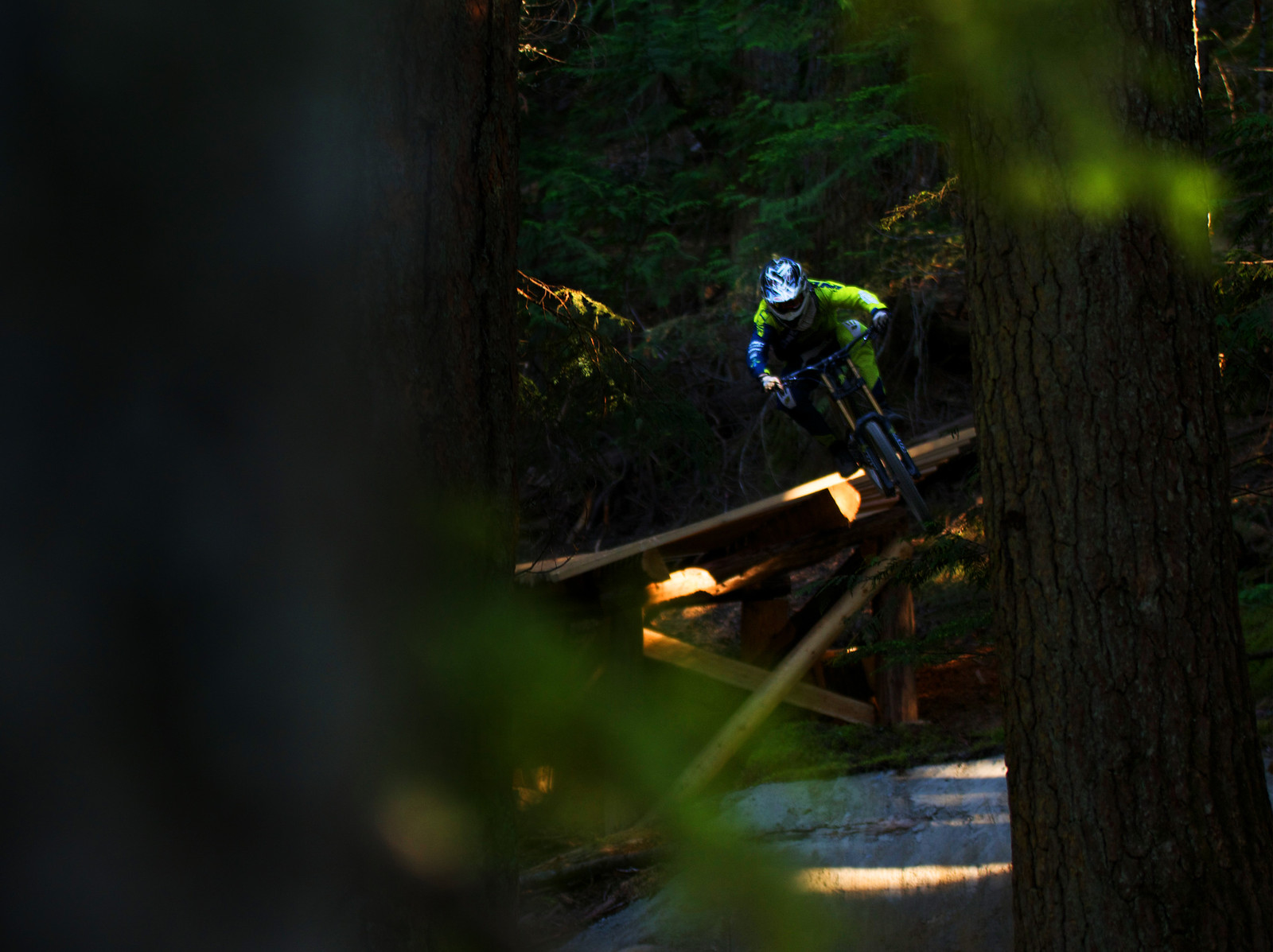 A Classic Gets an Upgrade - Dylan Kish - Mountain Biking Pictures - Vital MTB