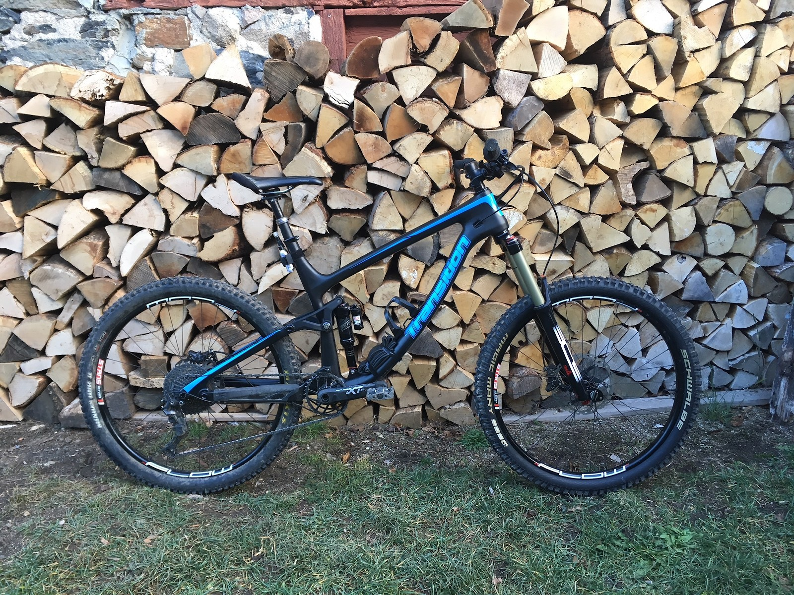 BOS'd Up Transition Patrol Carbon