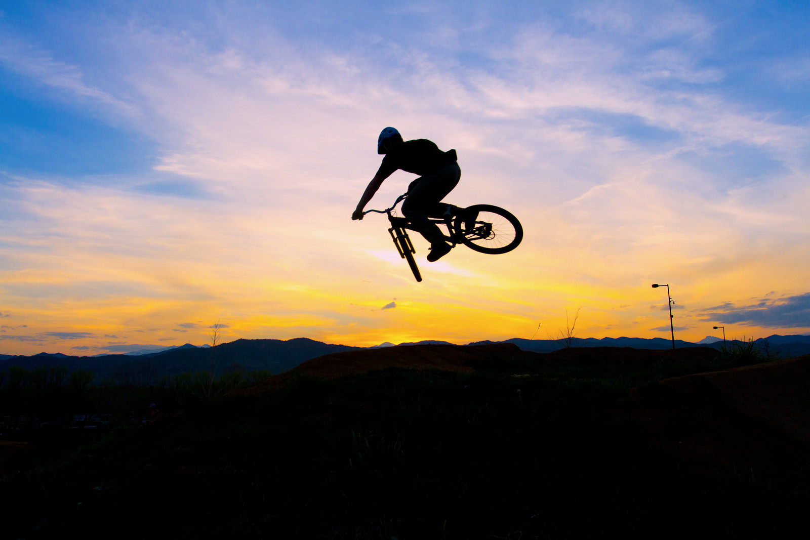 silhouette hugekillebrew mountain biking pictures vital mtb