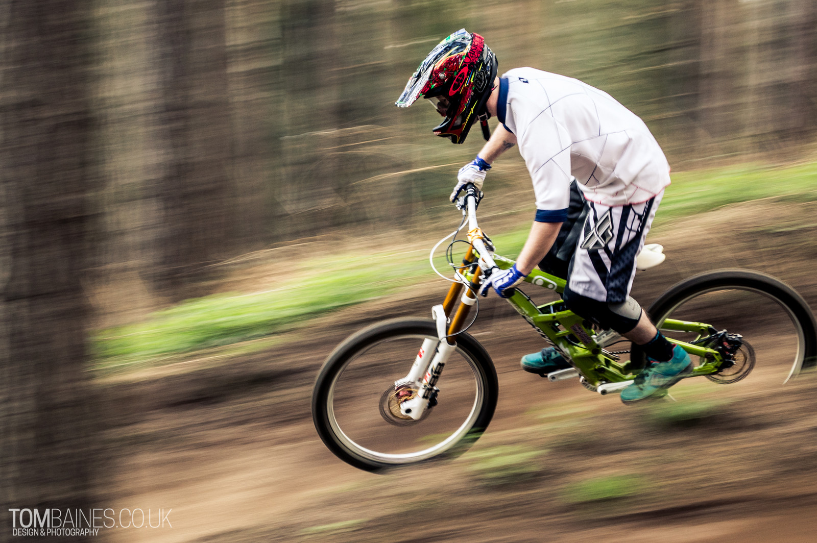 Blurry - KillerXL5 - Mountain Biking Pictures - Vital MTB