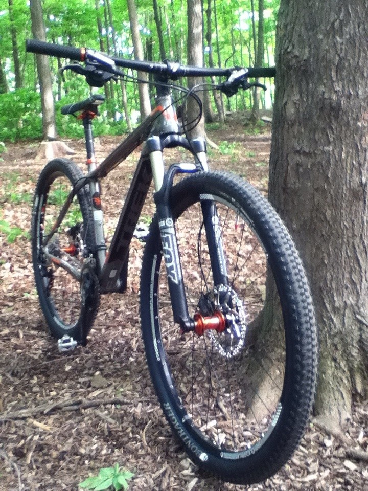 Trek Superfly 2013