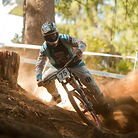 Val Di Sole DH - Some sunny funny dusty cornering